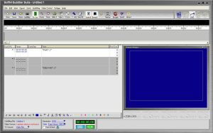 Softni Subtitler Suite Interface